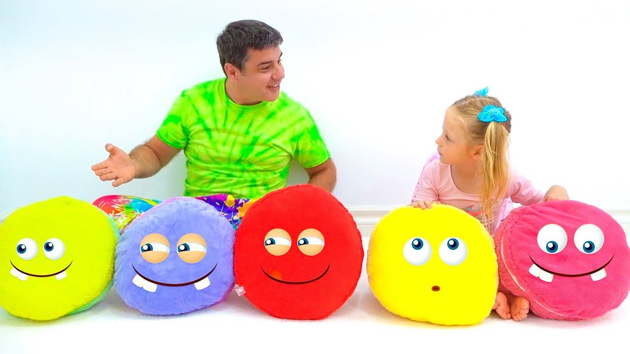 Download Nastya and dad - what happens if the YouTube Kids won't be