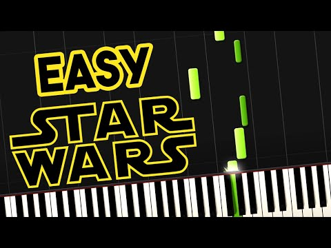 imperial march easy piano pdf