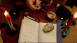 Apothecary ASMR 3D Role Play - Love Potion - Mixing, Smudging and More!