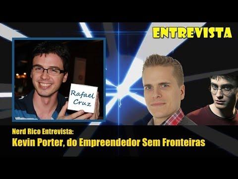 [NerdShow T2 E02] Entrevista com Kevin Porter, do Empreendedor Sem Fronteiras