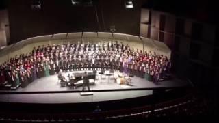david s lamentation ccsd honor choir 2016