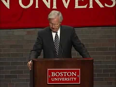 Bill Moyers at the Howard Zinn Lecture