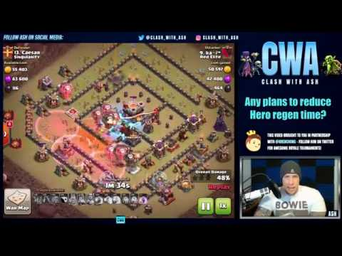 Clash Of Clans Developers Divided On Engine D Bases QA Breakdown