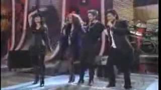 Dayan Abad & Rosario Flores,OLGA,JUANES Atonio Carmona FINAL DE LOS LATIN  GRAMMY 2008-.flv