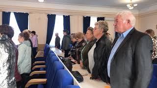 Проведення X  звітно виборчої конференції Білгород Дністровської міської ради ветеранів
