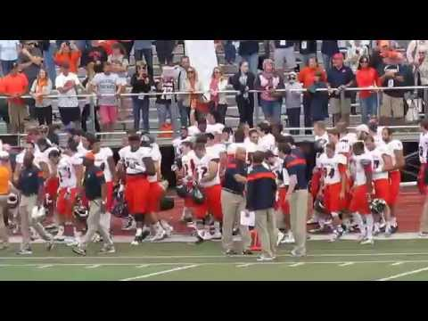 Bucknell Bison vs Sacred Heart Pioneers - Football Highlights - Campus Field - September 20, 2014