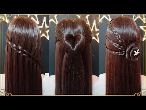 Easy Hair Style for Long Hair | TOP 30 Amazing Hairstyles Tutorials Compilation 2018 3