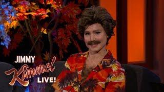 Guest Host Dave Grohl Interviews Kristen Bell