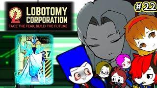 【Lobotomy Corporation】職員一人から始めるアブノーマリティー管理「雪の女王(F-01-37)」:22(ゆっくり実況)