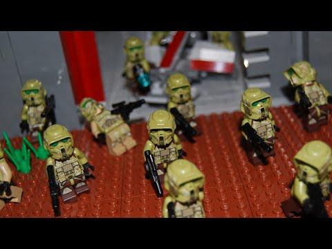 Lego star wars droid base on corellia doovi - Lego star wars base droide ...