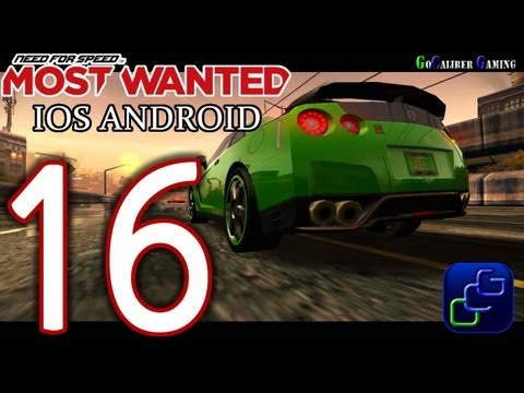 need for speed most wanted ios android walkthrough part 16 bugatti veyro. Black Bedroom Furniture Sets. Home Design Ideas