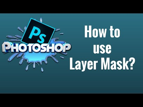 How to use Layer Mask? Photoshop CC Tutorial
