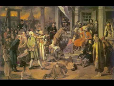 А.С. Пушкин - Капитанская дочка (Аудикнига). Читает Иннокентий Смоктуновский.