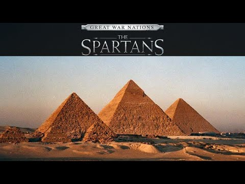 The Egyptians - Great War Nations: The Spartans