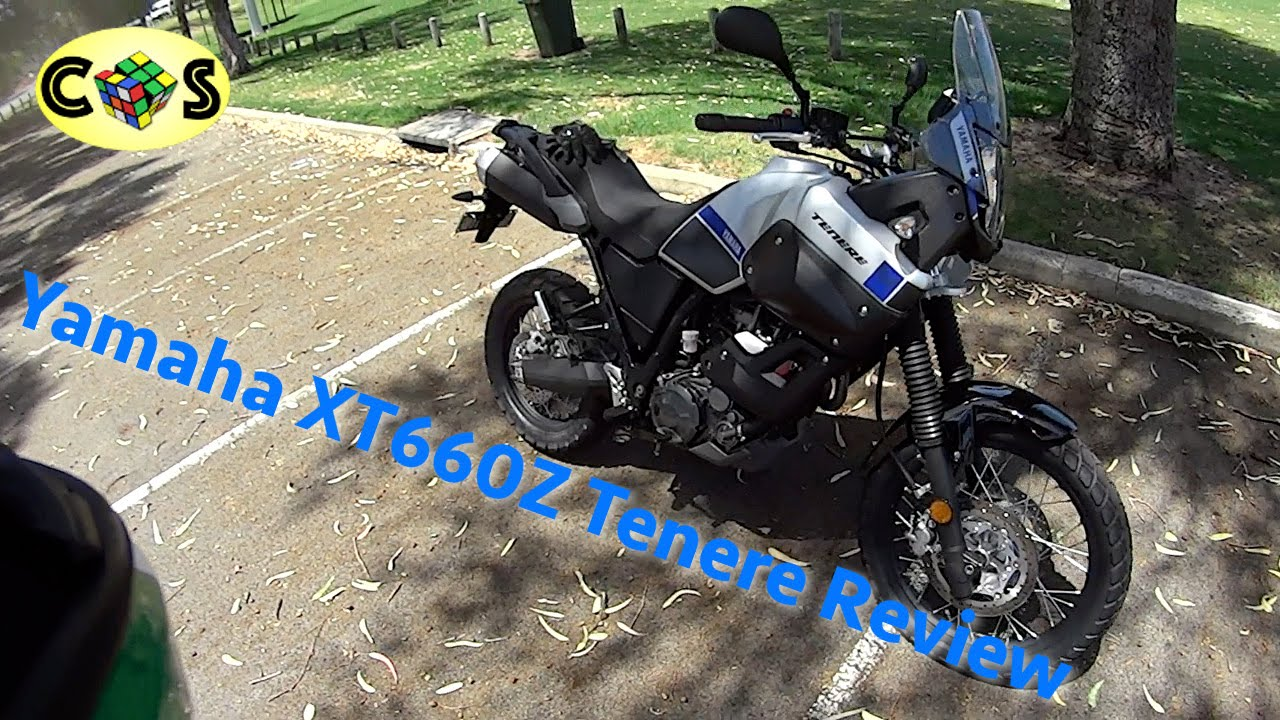 yamaha xt660z tenere review youtube. Black Bedroom Furniture Sets. Home Design Ideas