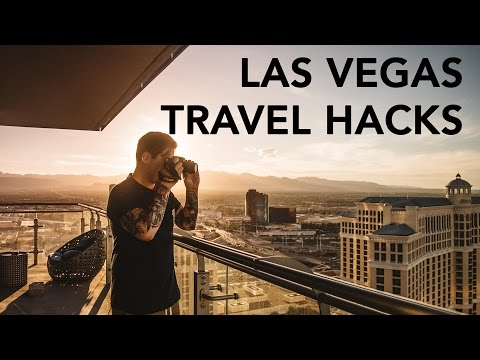 Las Vegas Travel Hacks for 2016