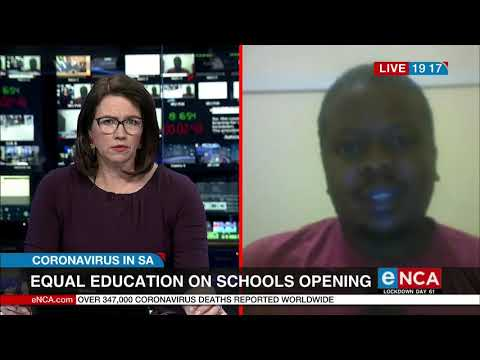 Equal Education On Schools Opening