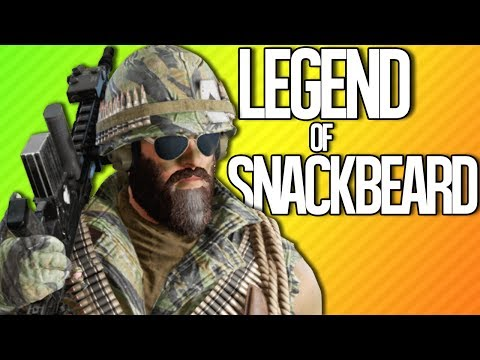 LEGEND OF SNACKBEARD | Rainbow Six Siege