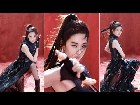 NEW Crystal Liu Yifei Mulan promo pics [Chinese Celebrity News]