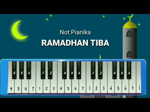 Ramadhan Tiba Not Pianika - Opick