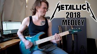 Metallica Medley 2018