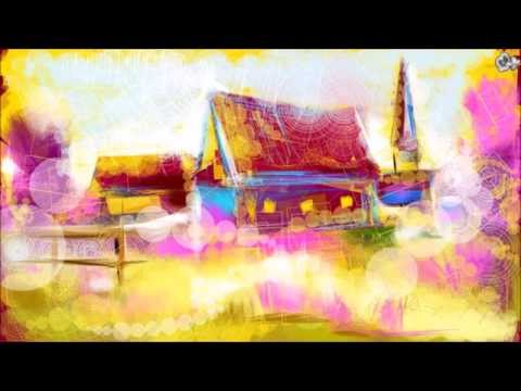 "Mobile digital Speed Painting Landscape  ""Place where dreams live"" by Mikko Tyllinen"