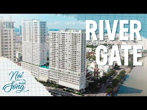 Nơi Mình Sống ở River Gate Residence Bến Vân Đồn Quận 4 - Căn hộ 3PN ngay cầu Ông Lãnh nối liền Q1
