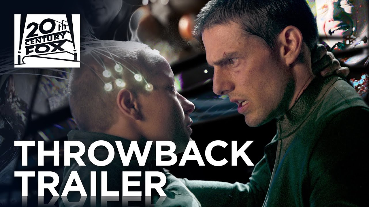 Minority Report | #TBT Trailer | 20th Century FOX