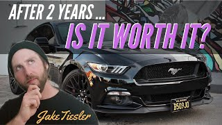 2015 Mustang GT Owner Review (After 2 Years - Worth It?)