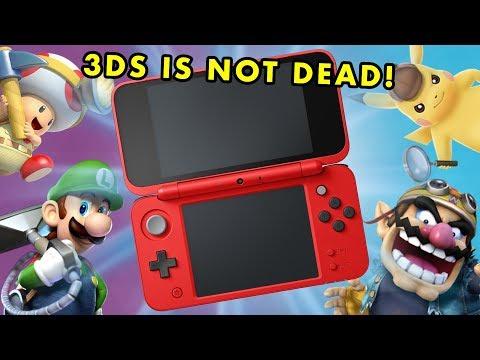 The Nintendo 3DS Is NOT Dead!