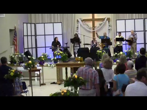 Easter Sunday Service at St Mary's CFW
