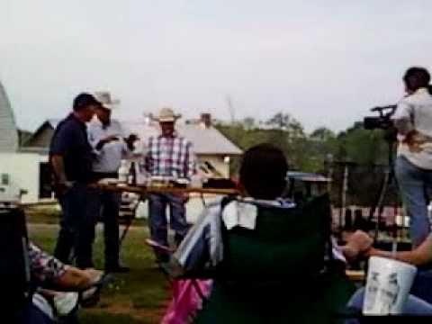 Tom Del & Johnny Nix Pat Filming