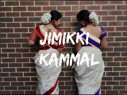 JIMIKKI KAMMAL DANCE | SRI LANKAN VERSION | Sinhala & Tamil Girls from Melbourne