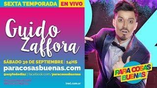 GUIDO ZAFFORA - NOTA 30-09-2017