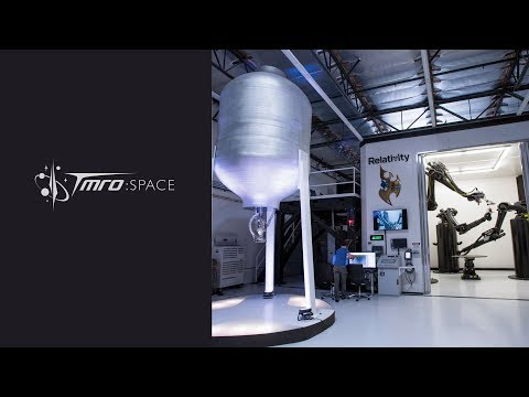 TMRO:Space - Relativity: How to print a rocket on Earth and