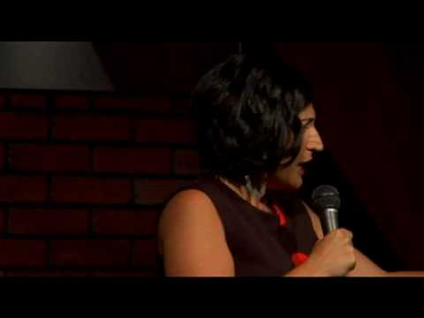 Negin Farsad at Standup NY