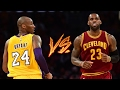 Who is Better: LeBron or Kobe?