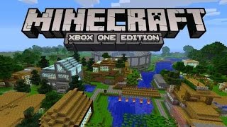 MINECRAFT X-BOX ONE EDITION~WE FOUND A PLACE TO LIVE