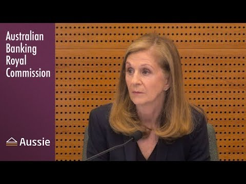 Aussie's Head of HR testifies at the Banking Royal Commission
