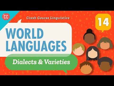 World Languages: Crash Course Linguistics #14If you ask a...
