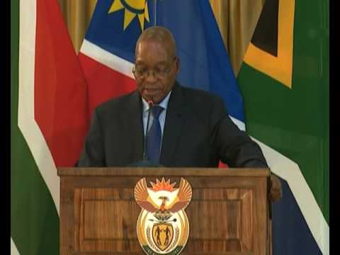 Namibia and South Africa Commission outcome-NBC