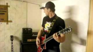 AC/DC Live Wire-1964 Gretsch Jet Firebird (Malcolm Part)