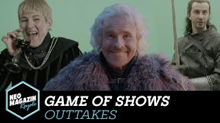 Game of Shows - Outtakes | Neo Magazin Royale mit Jan Böhmermann - ZDFneo