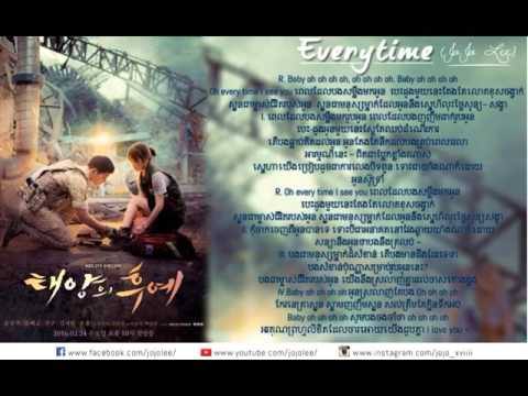 Chen x Punch - Everytime (DOTS OST) / Khmer Cover