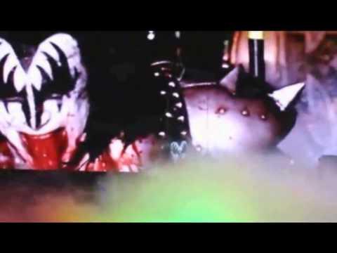 KISS - I love it loud (Official Video - Short Version)