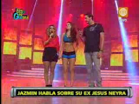 Jazmín Pinedo es la nueva integrante de 'Esto es Guerra'