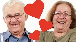 Grandparents Give Love Advice