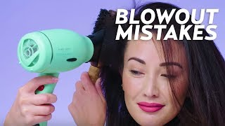 7 Blowout Mistakes You Make & Tips to Fix Them! | Beauty with Susan Yara thumbnail