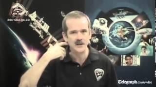 Astronaut Chris Hadfield: