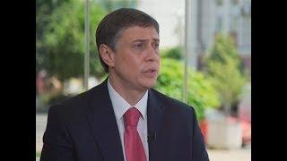 Интервью с заместителем губернатора Краснодарского края Игорем Галасем